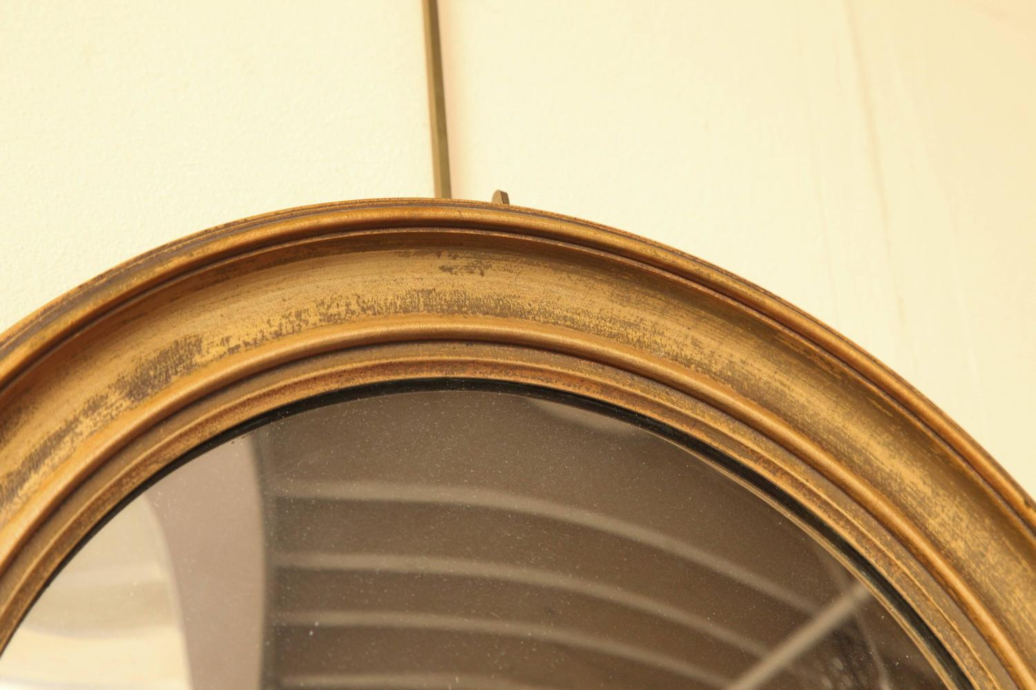 Late 19th century english convex mirror for sale at 1stdibs for 123 william street 19th floor new york ny 10038