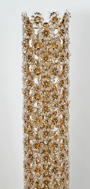 Mid-Century Modern Mid-Century Palwa Floor Lamp For Sale