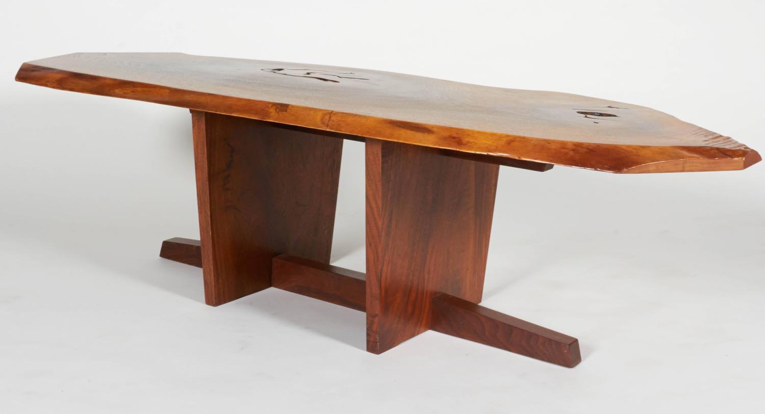 George Nakashima Coffee Table For Sale at 1stdibs