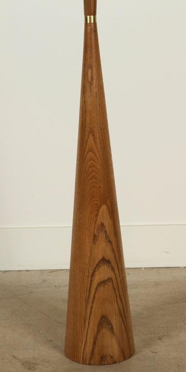 El Monte Lamp by Lawson-Fenning in Oak 3