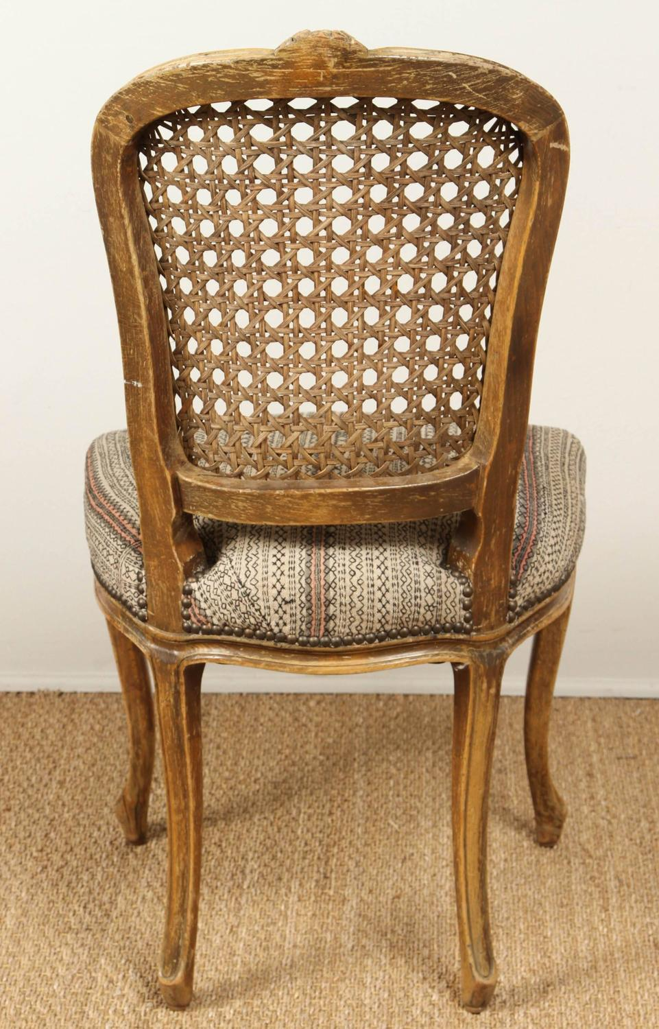 french cane back chairs for sale at 1stdibs. Black Bedroom Furniture Sets. Home Design Ideas
