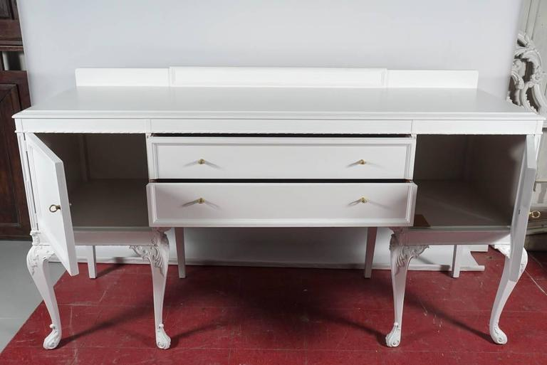 Chippendale-Style Buffet Server 2