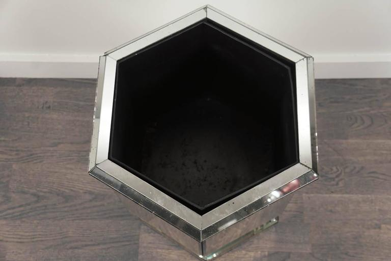 American Antiques Mirror Planter For Sale
