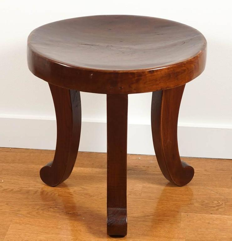 Three Legged Stool ~ Three legged stool at stdibs