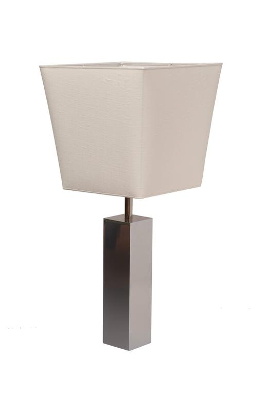 Italian Pair of Table Lamps by Reggiani For Sale