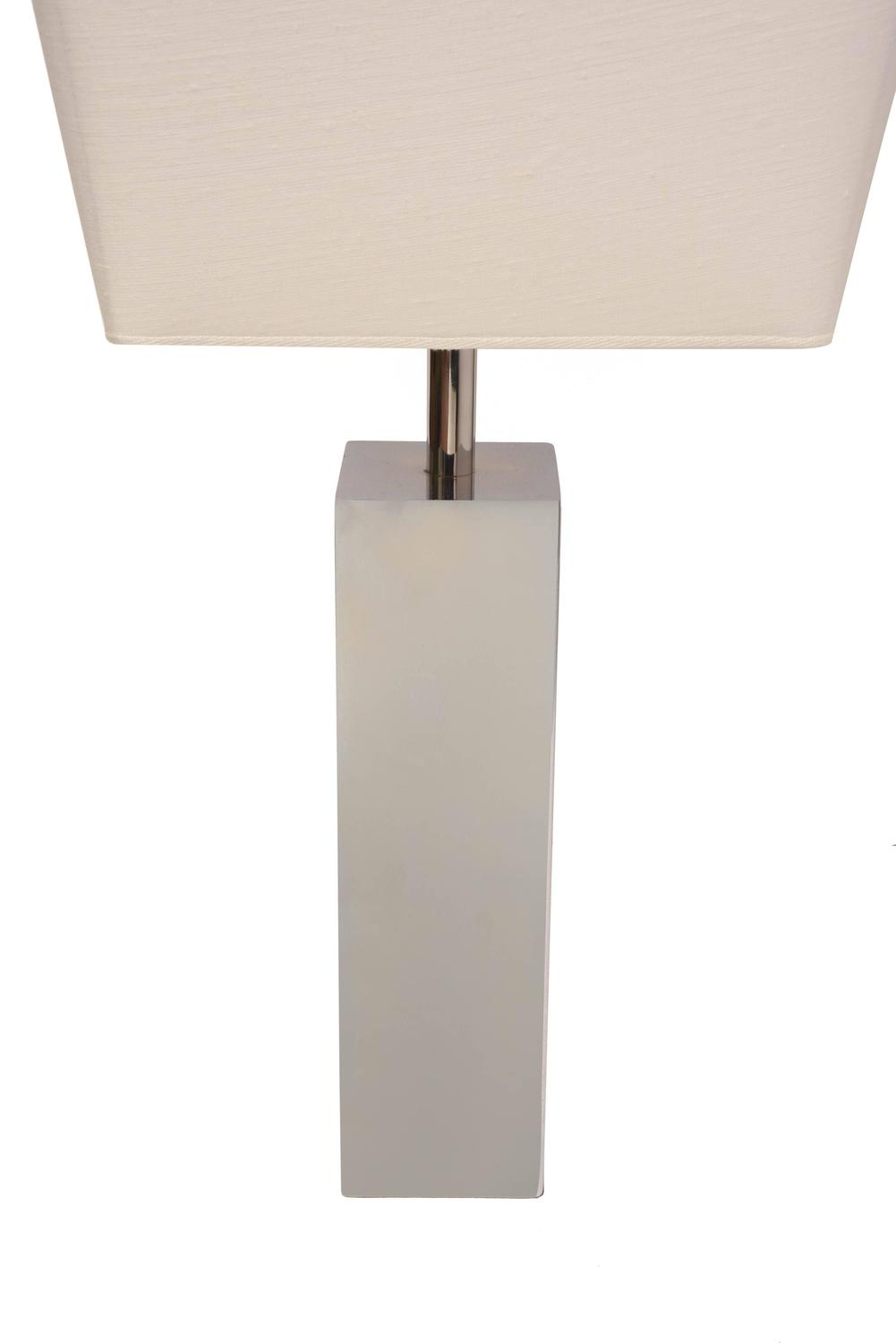 Pair Of Table Lamps By Reggiani For Sale At 1stdibs