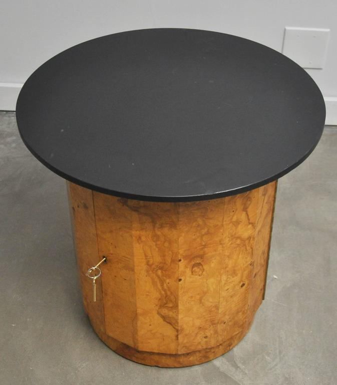 American Dunbar Storage Table by Edward Wormley For Sale