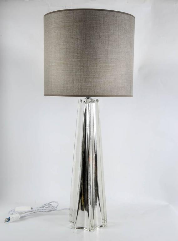 Beautiful Pair of Eglomized Table Lamps 3