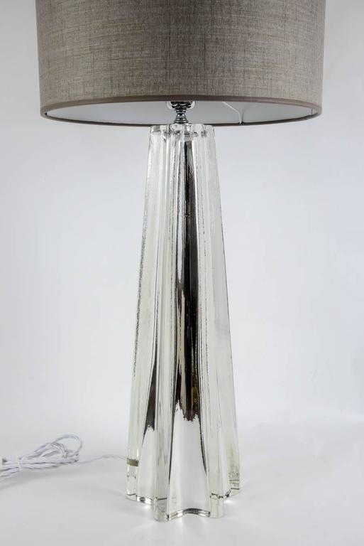 Beautiful Pair of Eglomized Table Lamps 7