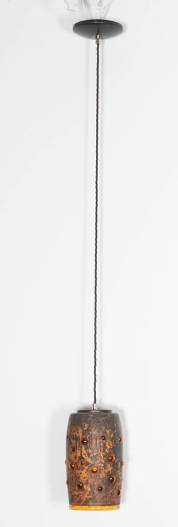 Mid-Century Modern RaaK Pendant by Nanny Still For Sale
