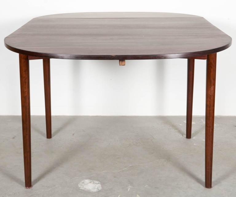 Rosewood Drop Leaf Dining Table at 1stdibs : IMG4150l from www.1stdibs.com size 768 x 641 jpeg 32kB