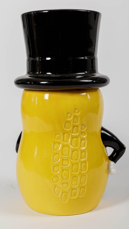 Vintage Peanut Man Cookie Jar For Sale At 1stdibs