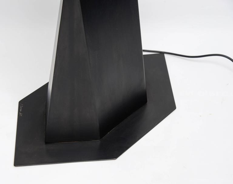 Pair of Floor Lamps TOTEM by Stephane Ducatteau 5
