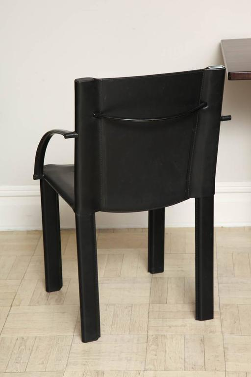 Pair of Mid-20th Century Armchairs For Sale 2