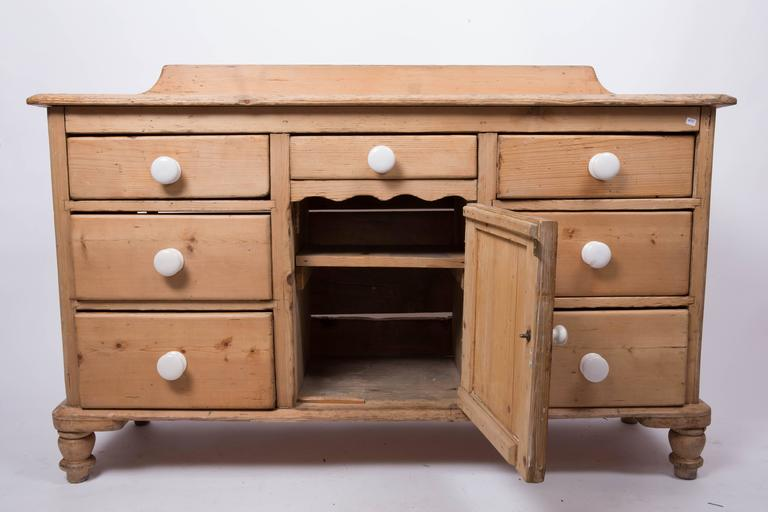 country pine server for sale at 1stdibs