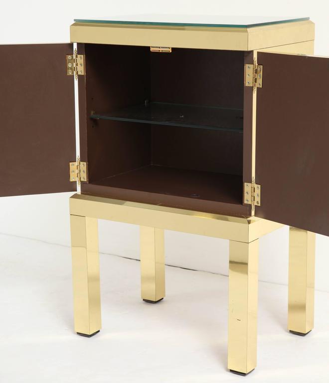 Brass Clad Cabinet 5