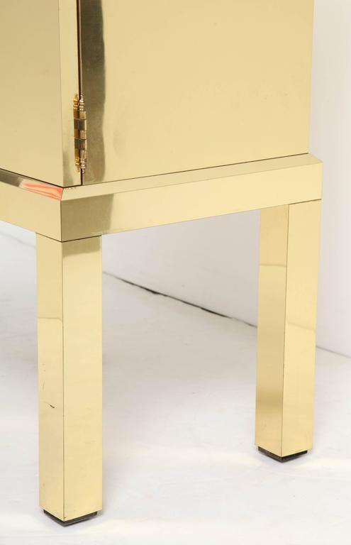 Brass Clad Cabinet 8