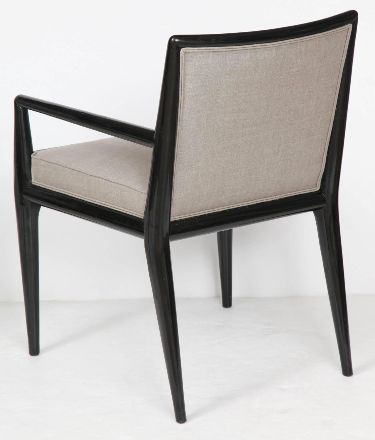 you black lacquer dining room chairs might even like