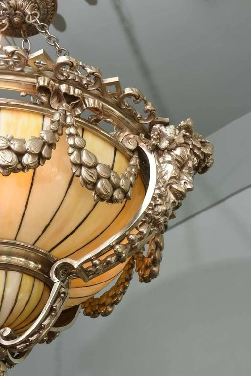 Magnificent chandelier by e f caldwell for sale at 1stdibs for Palm beach jewelry catalog request