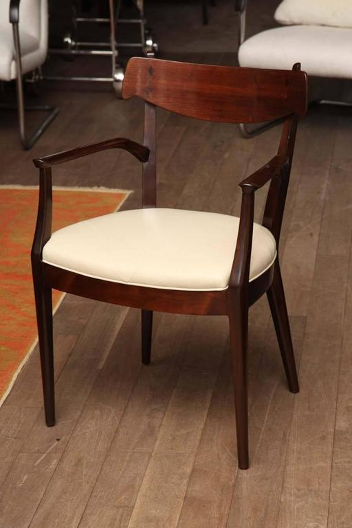 set of drexel dining chairs at 1stdibs