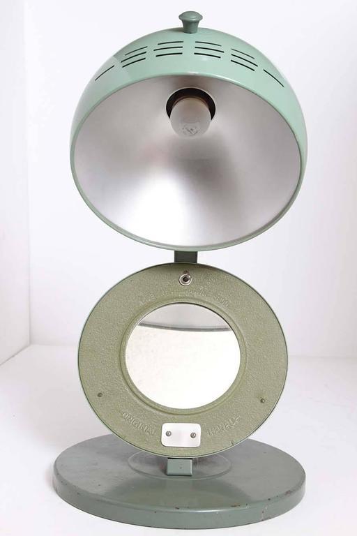 Uncommon Bauhaus Style Hanau Quartz Table Lamp S100 Circa