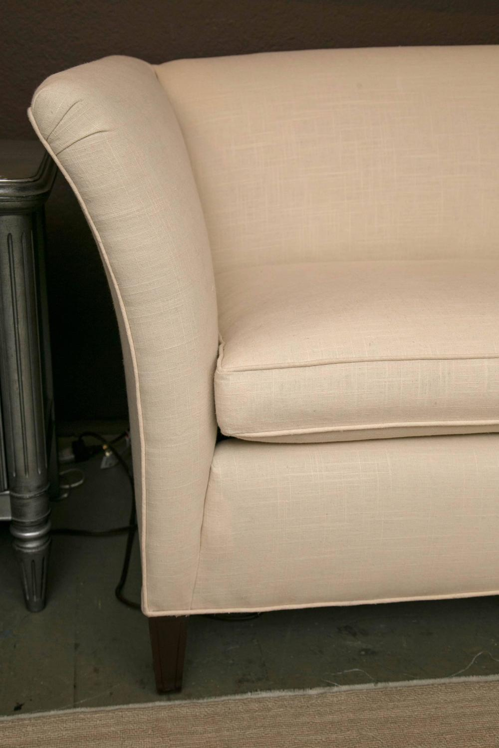 Mid Century Art Deco Style Sofa For Sale At 1stdibs