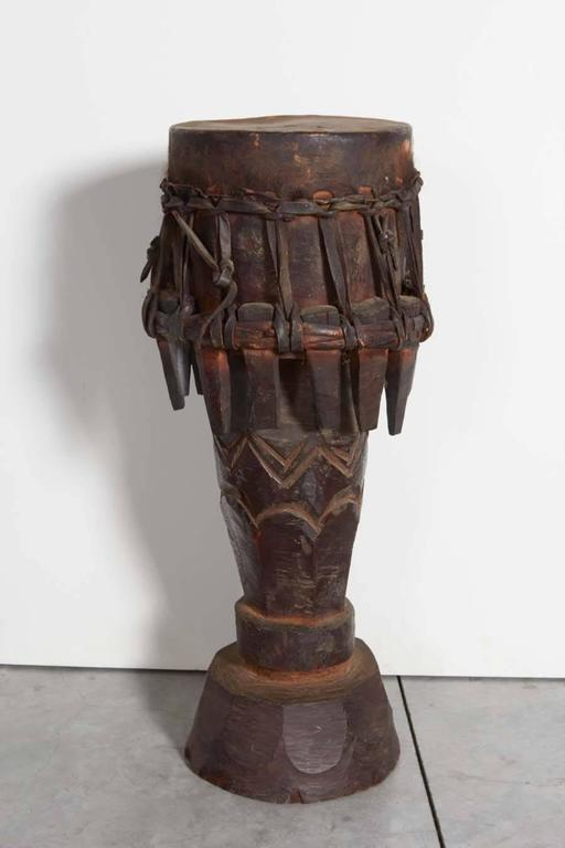 Mid-20th Century Sumba Ceremonial Drums For Sale