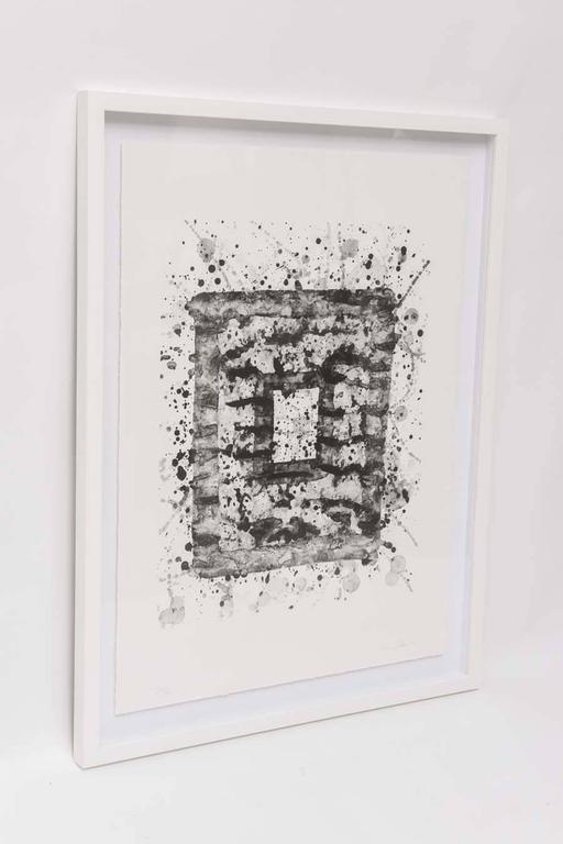 Untitled (SF.201; L.181), 1975, lithograph signed in pencil, number 20 from the numbered edition 30. Printed by George Page and published by The Litho Shop with chop mark lower right. Print measures 30