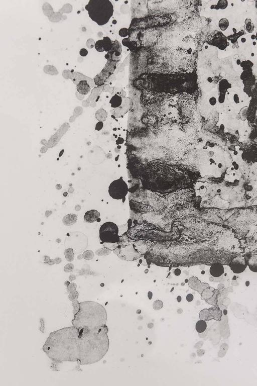Sam Francis Lithograph Untitled 'SF-201,' 1975 For Sale 1