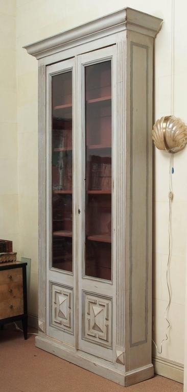 Pair of Louis XVI Bookcases For Sale 1