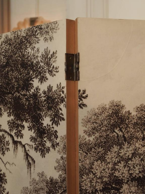 20th Century French Folding Screen In Good Condition In New Orleans, LA