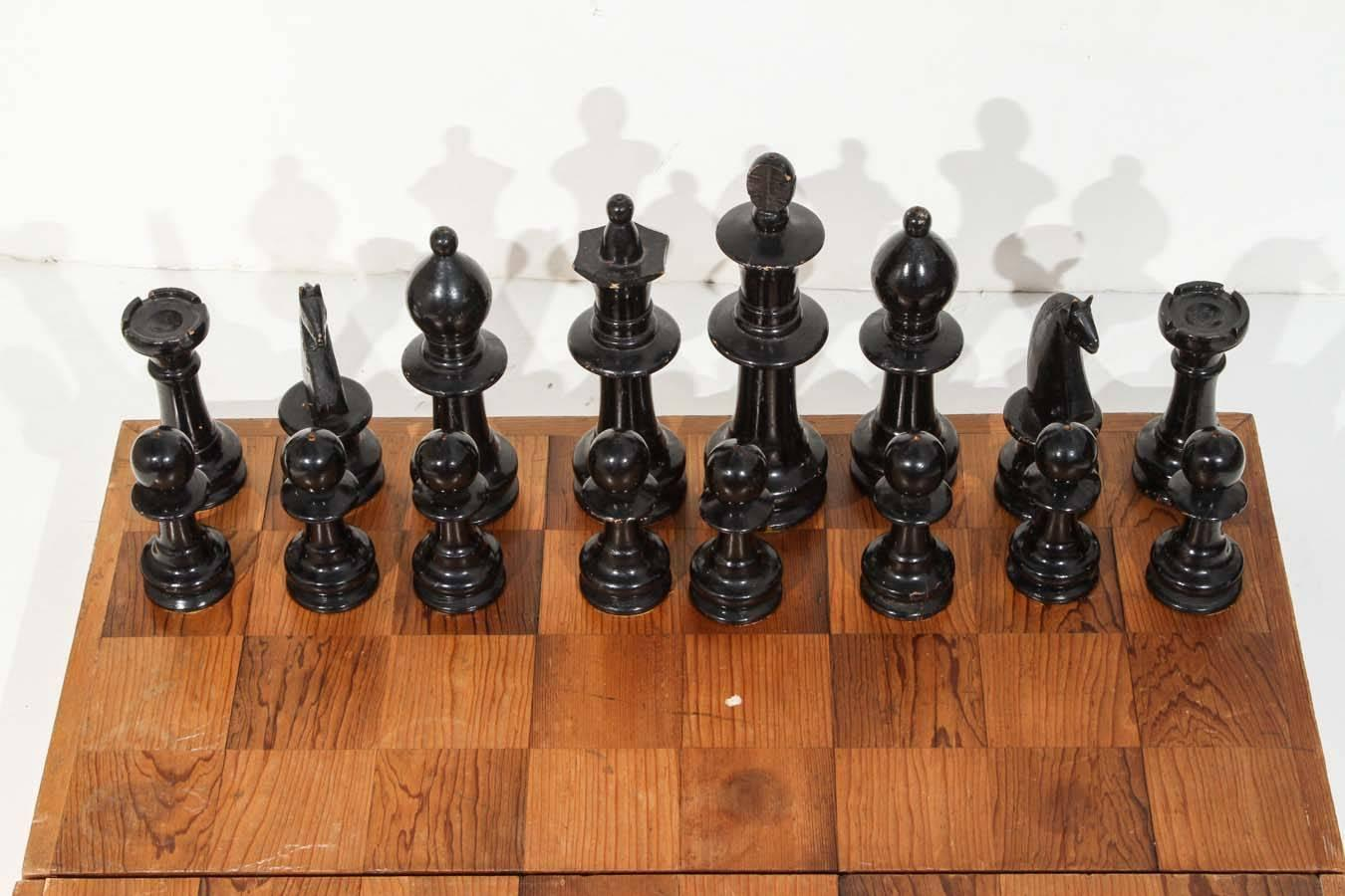 Vintage Chess Set For Sale At 1stdibs