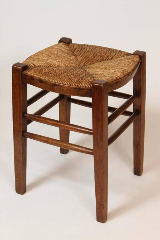 A Near Pair of French Fruitwood Provincial Stools with  : DANM9341l from www.1stdibs.com size 512 x 768 jpeg 33kB