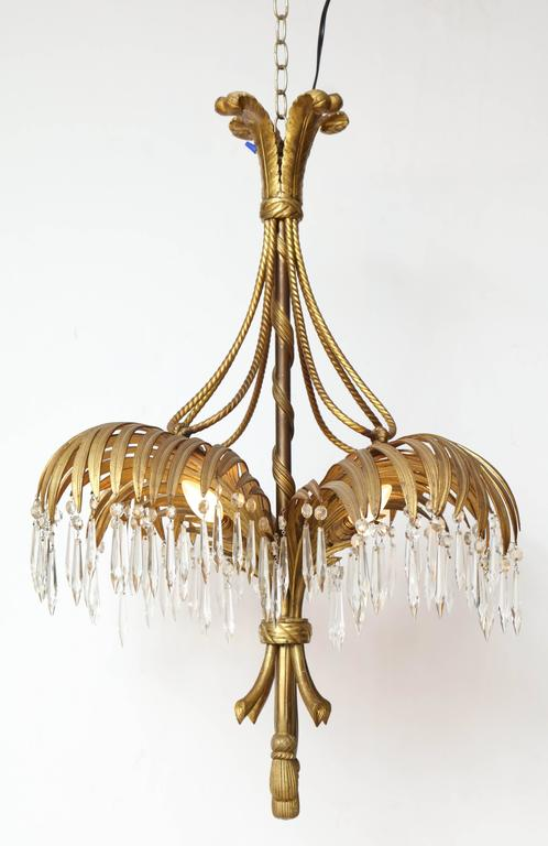 French Chandelier 2