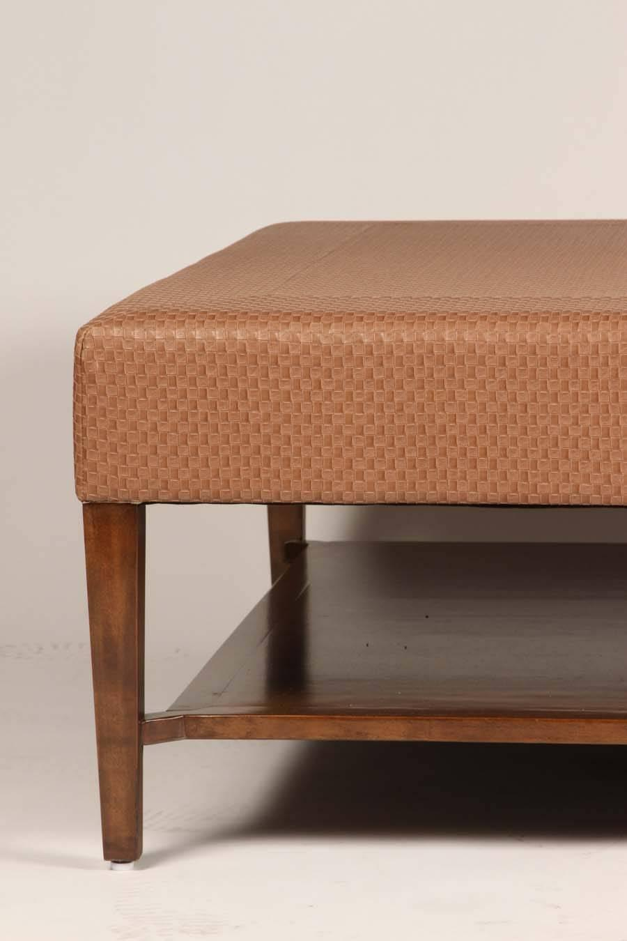 Upholstered Coffee Table The Best Inspiration For Interiors Design And Furniture