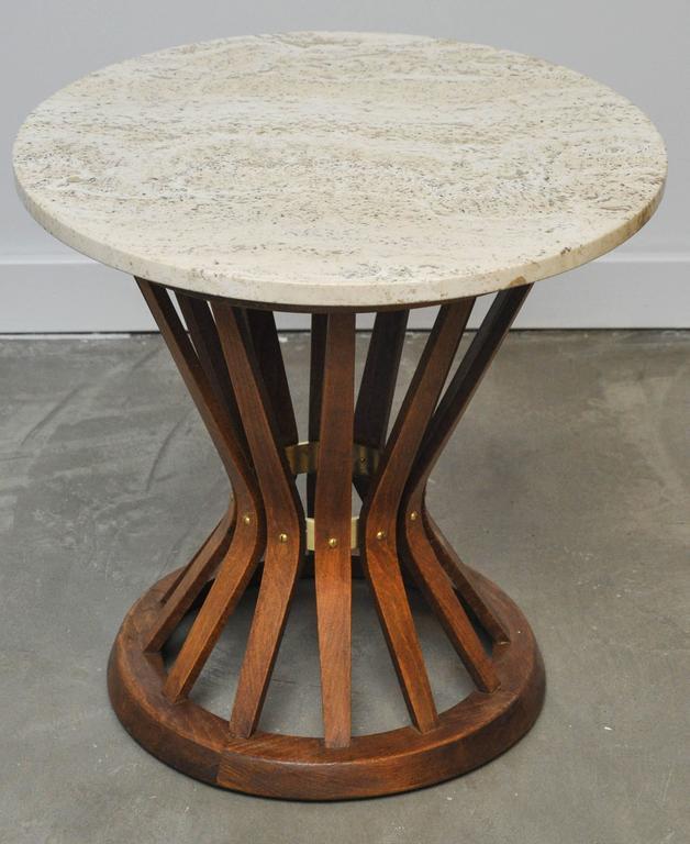 """Edward Wormley """"Sheaf of Wheat"""" Side Table 2"""