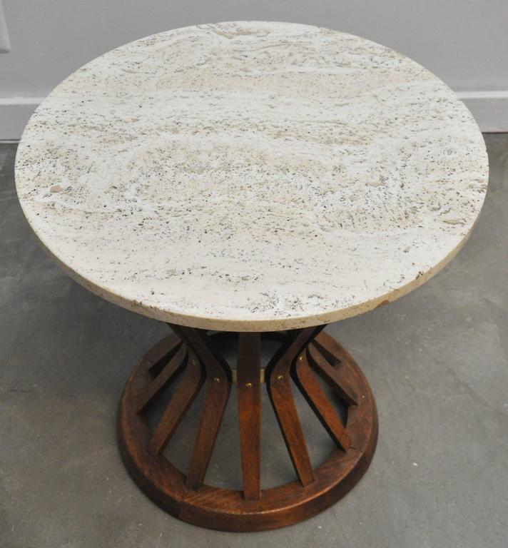 """Edward Wormley """"Sheaf of Wheat"""" Side Table 3"""