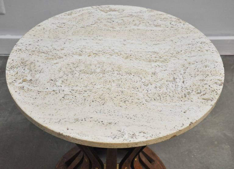 """Edward Wormley """"Sheaf of Wheat"""" Side Table 4"""
