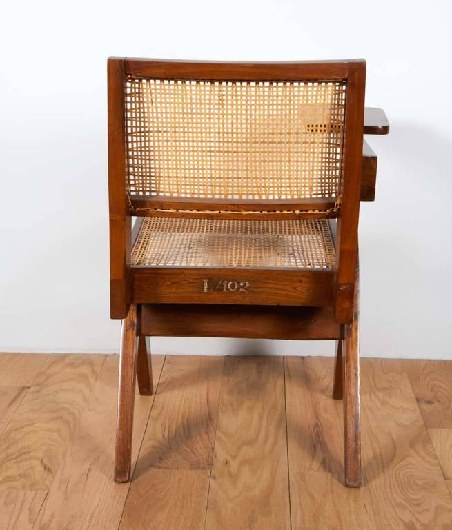 Pierre Jeanneret, Chair with Single Arm For Sale 1