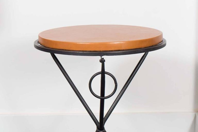20th Century Pair of French Occasional Tables For Sale