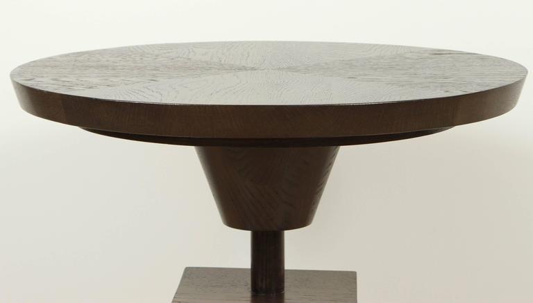 Oak Morro Table by Lawson-Fenning For Sale