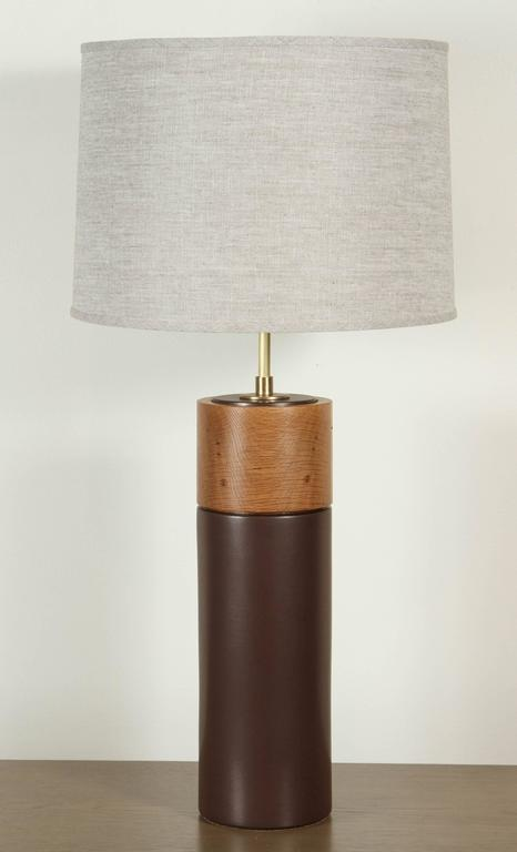 Tall Pipa Lamp by Stone and Sawyer 2