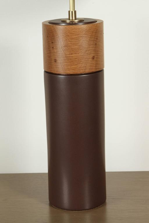 Tall Pipa Lamp by Stone and Sawyer 3