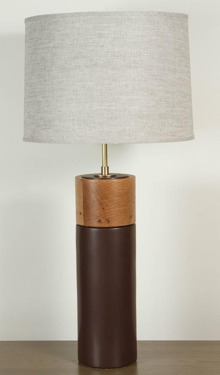 Tall Pipa Lamp by Stone and Sawyer 6