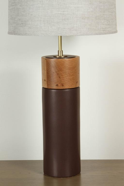 Tall Pipa Lamp by Stone and Sawyer 7
