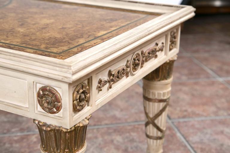 Maison Jansen Empire Coffee Table For Sale 2