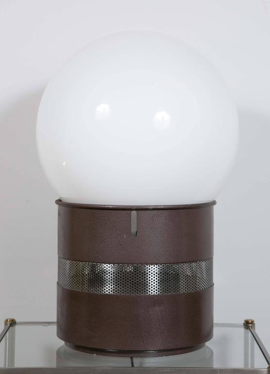 One  Mezza oracolo table lamp by Gae Aulenti for Artemide, Italy, 1969.