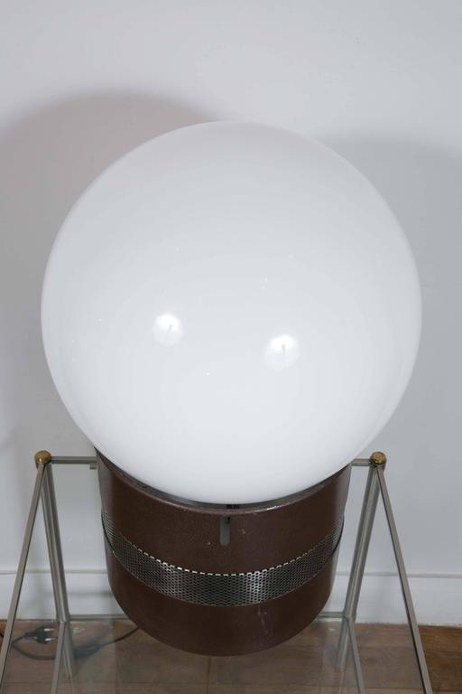 Italian One Mezza Oracolo Table Lamp by Gae Aulenti For Sale