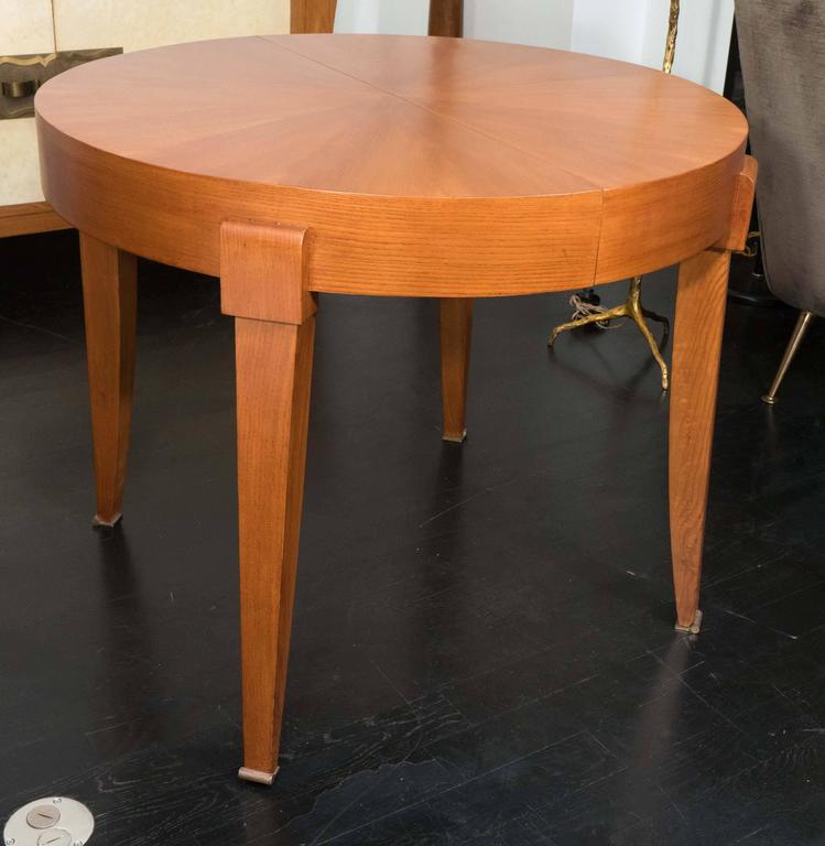 French Marquetry Table In Excellent Condition For Sale In New York, NY