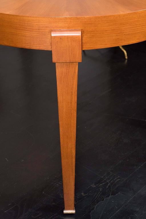 20th Century French Marquetry Table For Sale
